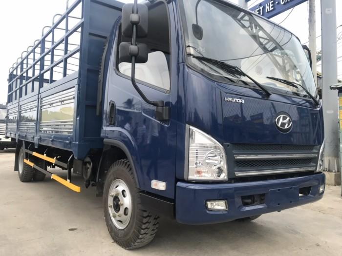 Hyundai 8 tấn – thùng hàng dài 6 mét 2 – ga cơ – máy khõe. 2