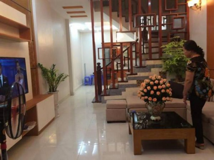 Đất Đẻ Vàng, Nhà cực đẹp phố Trương Định 4 tầng, 38m
