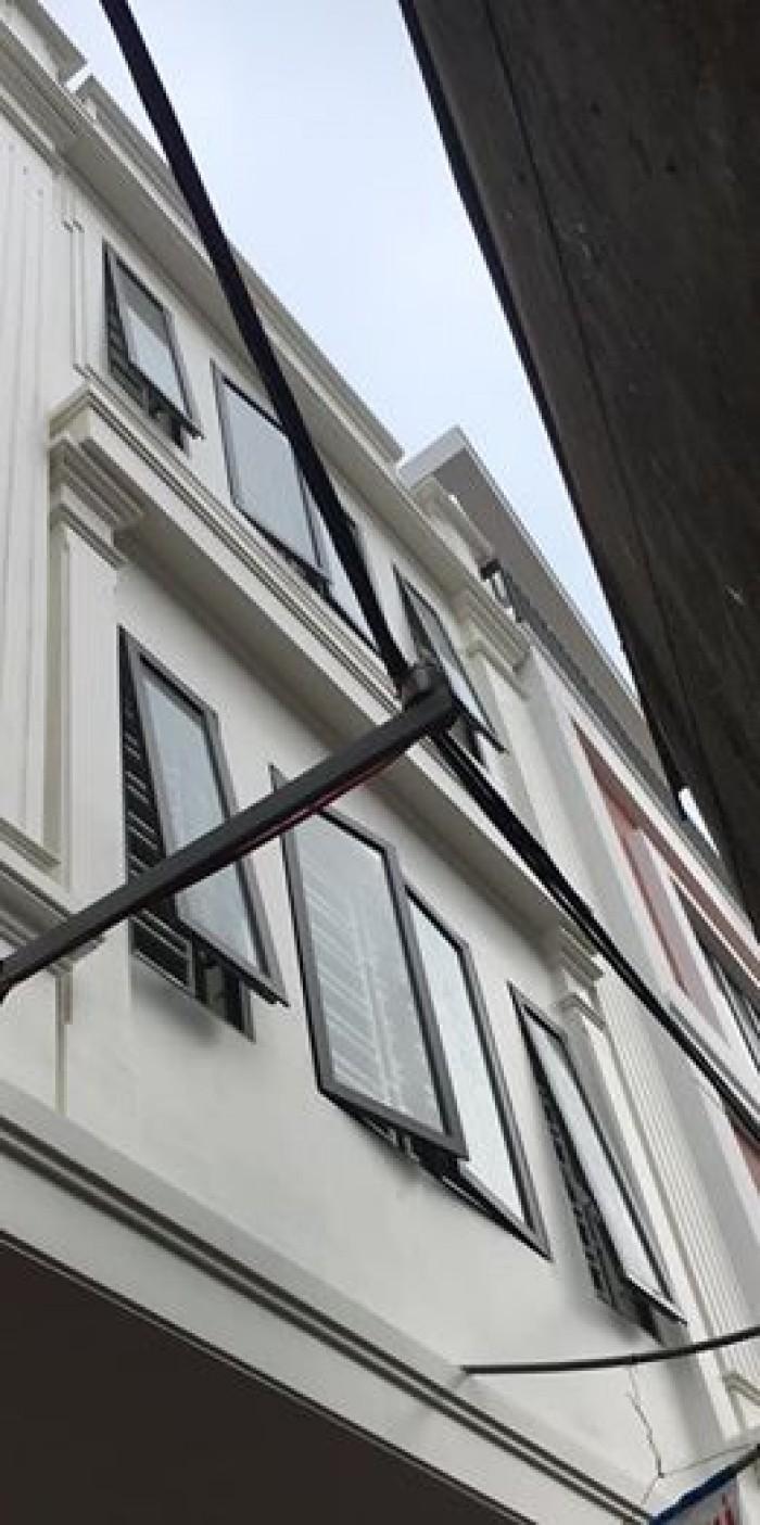Bán nhà 3 tầng độc lập xây mới đường Phương Lưu