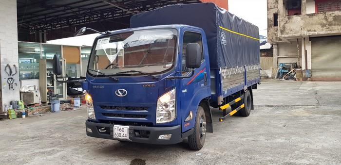 Xe tải IZ65 3,5 tấn giao xe ngay