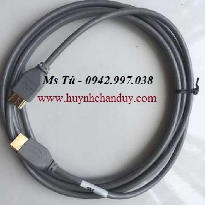 Dây tín hiệu HDMI 2.0 chuẩn 4K dùng kết nối màn hình TV, máy chiếu2
