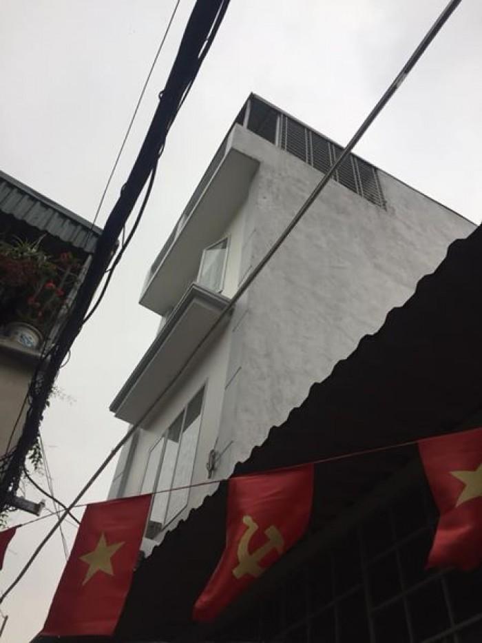 Chính chủ cần bán gấp nhà 3,5 tầng độc lập ngõ Phủ Thượng Đoạn