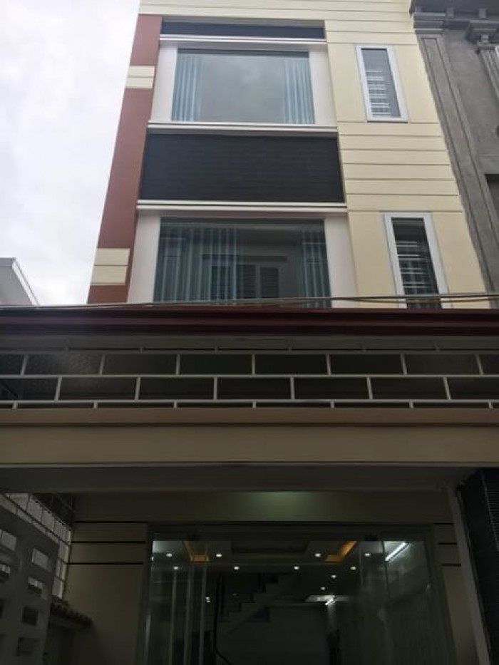 Bán nhà 3 tầng độc lập oto đỗ cửa trong Ngõ Kiều Sơn