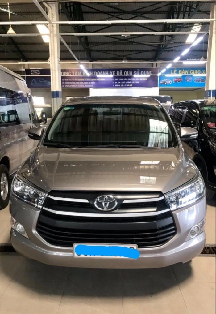 Toyota Innova E sản xuất năm 2017 Số tay (số sàn) Động cơ Xăng