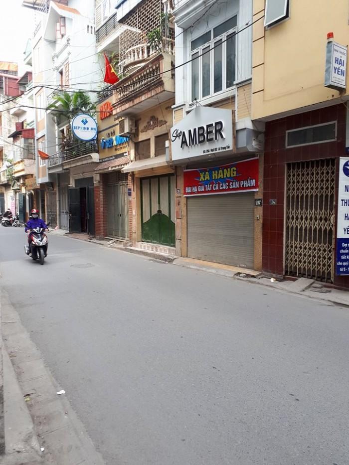 Bán nhà riêng KD ô Tô Khu Phố Nguyễn Trãi Khuất Duy Tiến 51m2x5T G