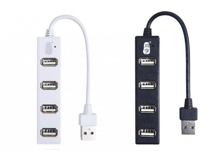 Hub USB 4 Port Kawau USB H212 Hỗ Trợ Tốc Độ Đến 480Mbps (Siêu Hot)7