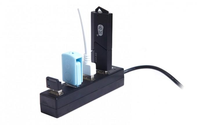 Hub USB 4 Port Kawau USB H212 Hỗ Trợ Tốc Độ Đến 480Mbps (Siêu Hot)8