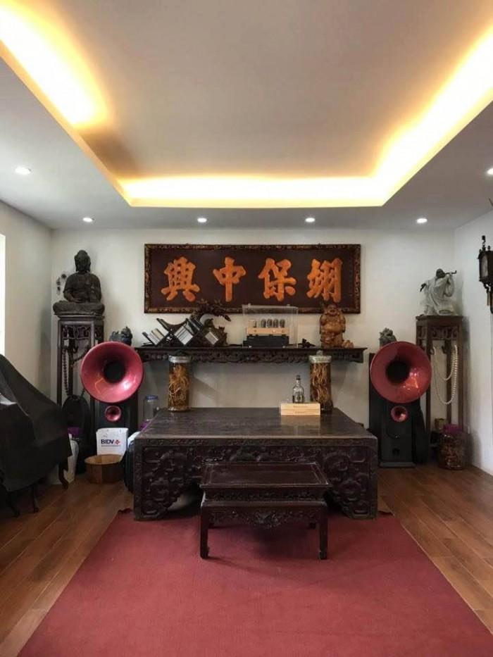 Bán gấp nhà Nguyễn Ngọc Vũ, Thanh Xuân 96M2 x 4 tầng, MT11