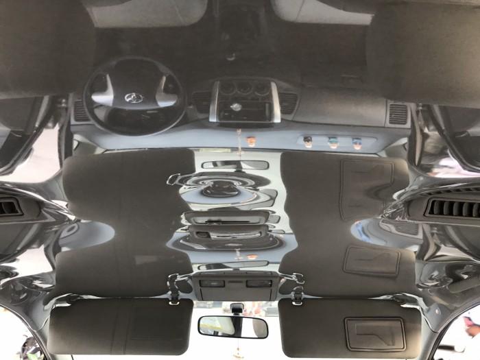 Cần bán Toyota Innova 2.0E năm sản xuất 2013, màu bạc. Xe k lỗi nhỏ! 11