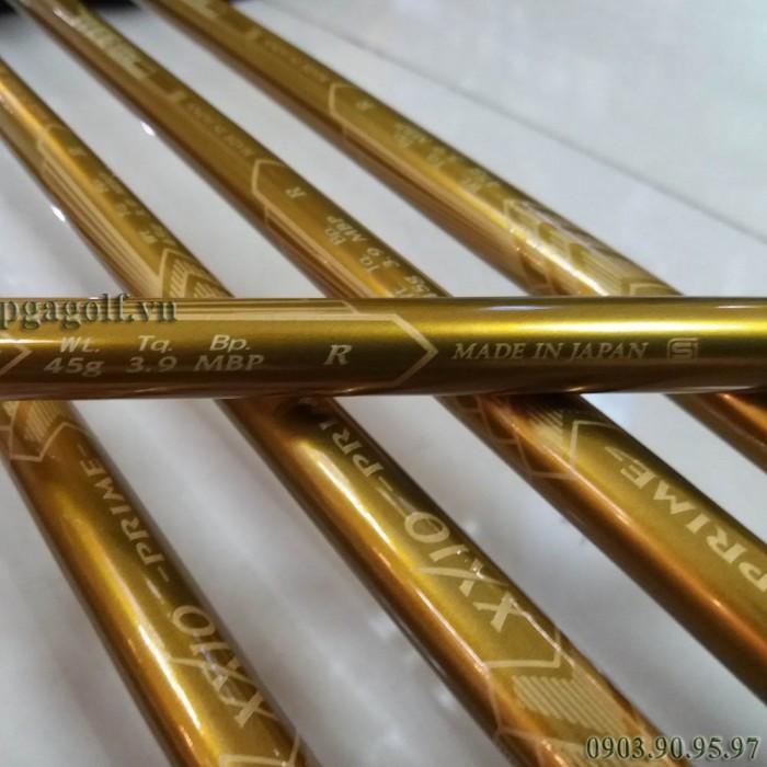 Bộ gậy golf XXIO PRIME ROYAL EDITION Phiên bản SIÊU HIẾM0