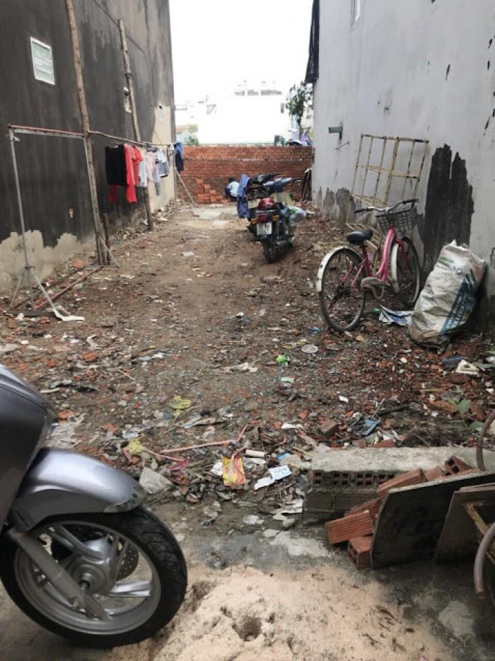 Đất Hẻm 23 Nguyễn Hữu Tiến,phường Tây Thạnh