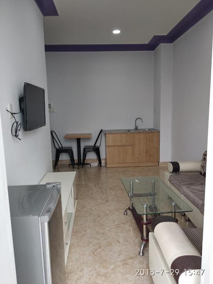 Cho thuê căn hộ 1PN, full nội thất, ngay cạnh Lê Văn Lương, quận 7