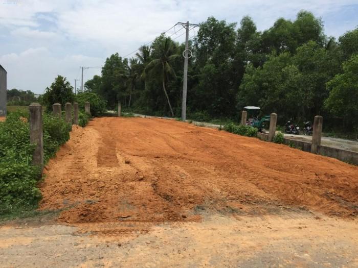 Cần bán lô đất mặt tiền đường Võ Thị Sáu xã Phú Đông, Nhơn Trạch