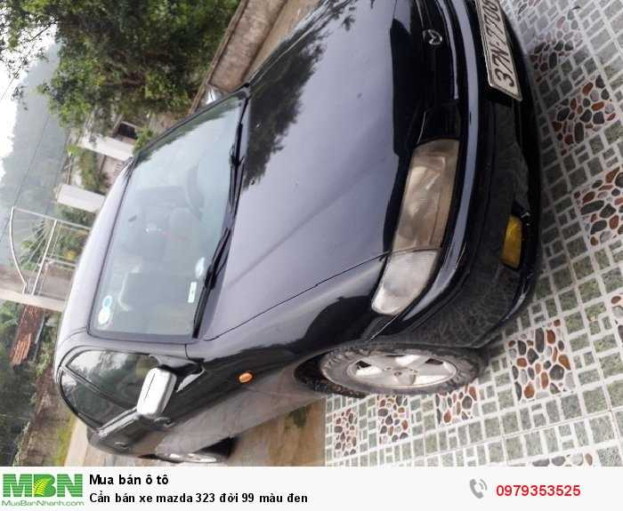 Mazda 323 sản xuất năm 1999 Số tay (số sàn) Động cơ Xăng