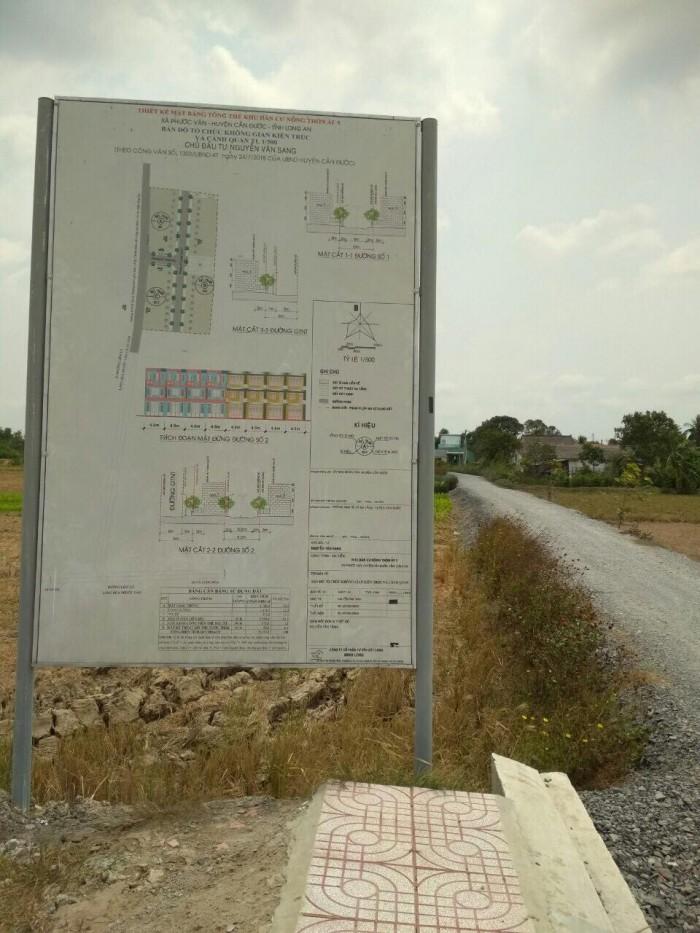 Dự án Phước Vân quy mô 5ha, 200 đất nền mở bán 30 nền giai đoạn 1