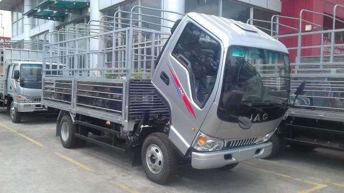 Xe tải động cơ ISUZU 2t4 thùng 4.380m turbo, trợ lực, phun dầu điện tử 4