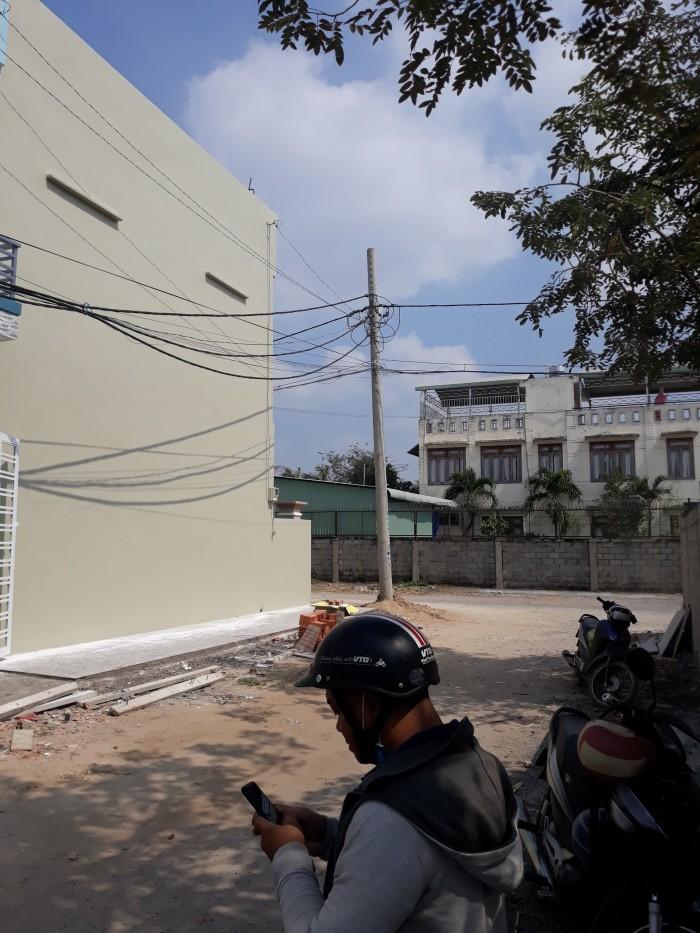 Nhà 1 set Trần Văn Mười, Xuân Thới Đông, Hóc Môn, 2 tấm, hẻm 5m