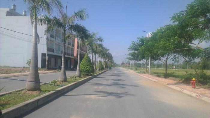 Cần bán đất nền Tân An, nằm ngay mặt tiền Võ Văn Môn