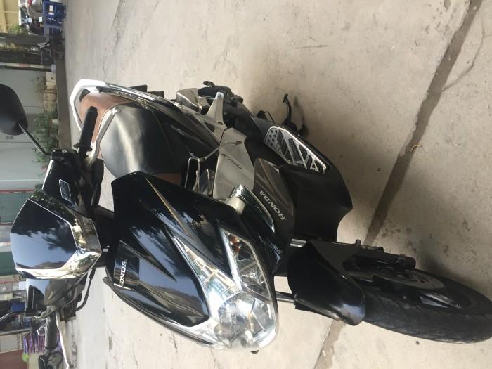 Honda Airblade Fi Đen Bạc Chính Chủ 4