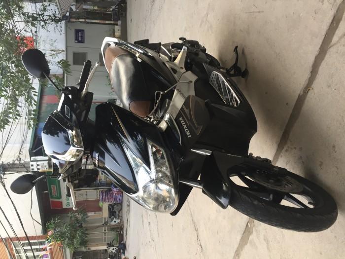 Honda Airblade Fi Đen Bạc Chính Chủ 5