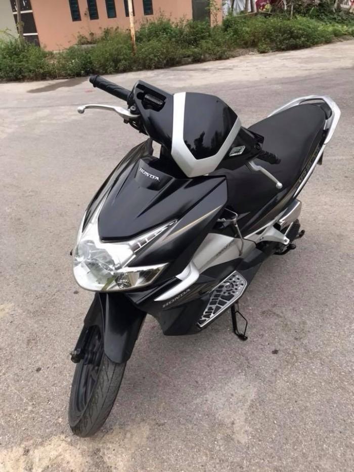 Honda Airblade Fi Đen Bạc Chính Chủ 3
