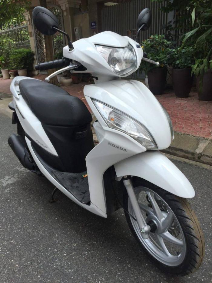 Honda Vision Fi 2014