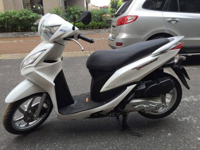 Honda Vision Fi 2014 2