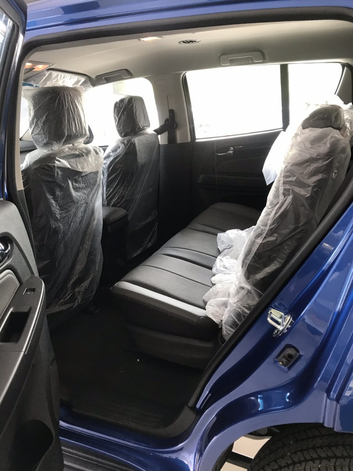 Chevrolet Trailblazer 2018, Ưu đãi 50 triệu, trả trước chỉ 10% giá xe