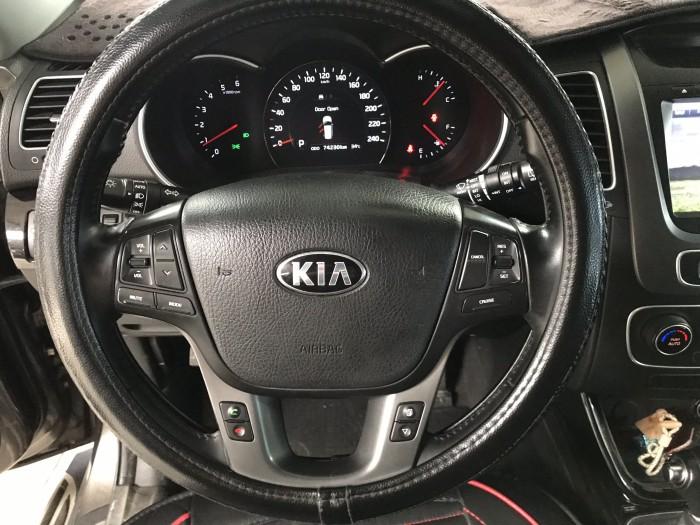 Bán Kia New Sorento DATH 2.2AT Crdi màu nâu titan máy dầu số tự động mẫu mới sản xuất 2014 bản full