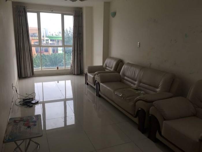 Cho thuê chung cư Sinh Lợi, MT 9A khu Trung Sơn, 3 phòng ngủ.