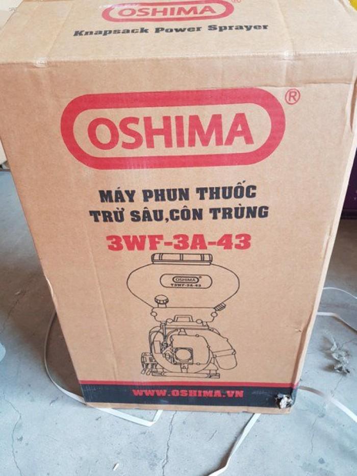 Bình xịt sạ phân 3 chức năng OSHIMA - 3WF-3-430