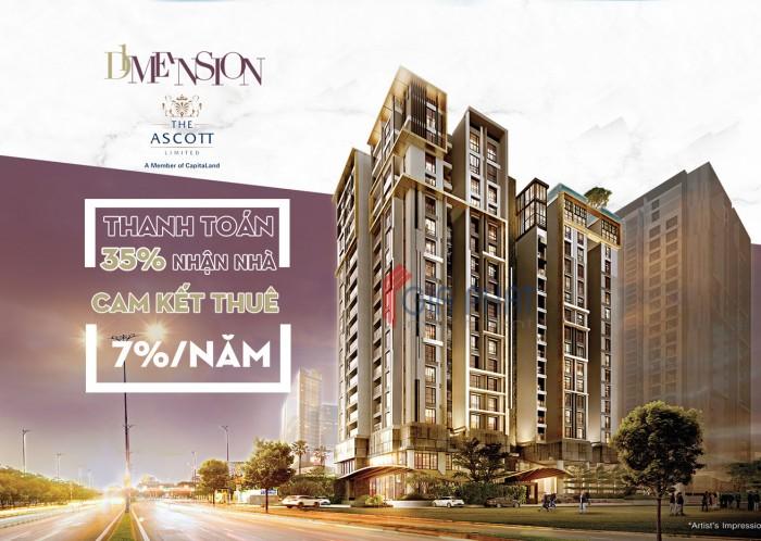 Chủ đầu tư: Capitaland. Đây là dự án căn hộ để bán đầu tiên tại TP HCM