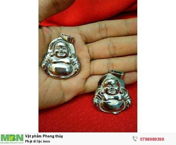 Phật di lặc inox0