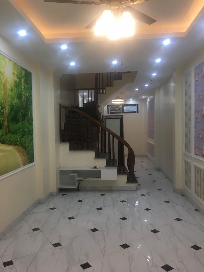 Chính chủ bán nhà Hà trì - Đa sỹ Hà Nội. 32m2*4T xây mới đẹp full nội thất