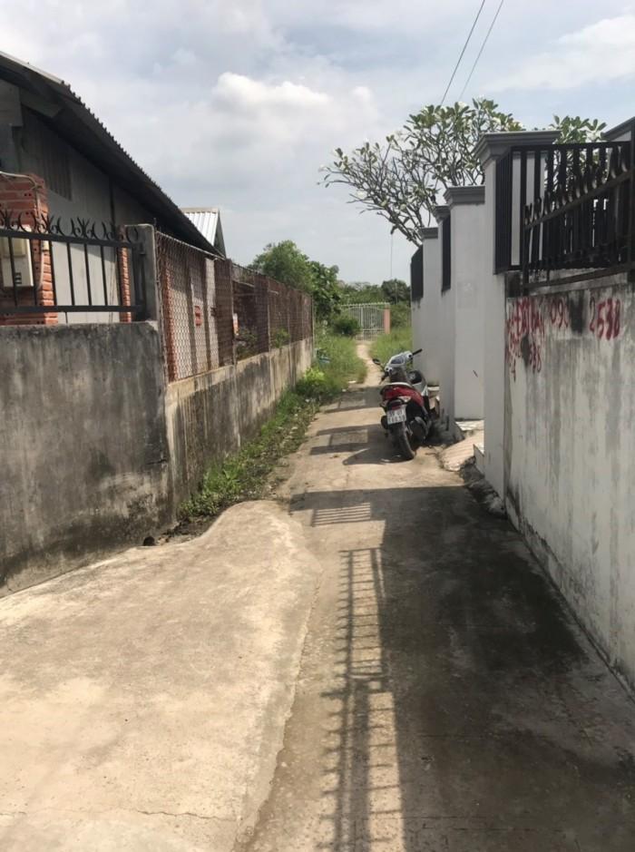 Cần bán 91m2 đất thổ cư, xã Hưng Long, Bình Chánh