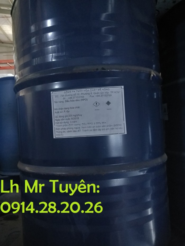 RPO Rubber Process Oil0
