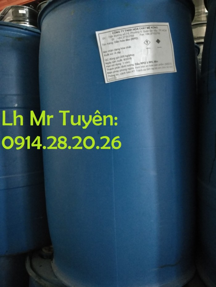 RPO Rubber Process Oil1