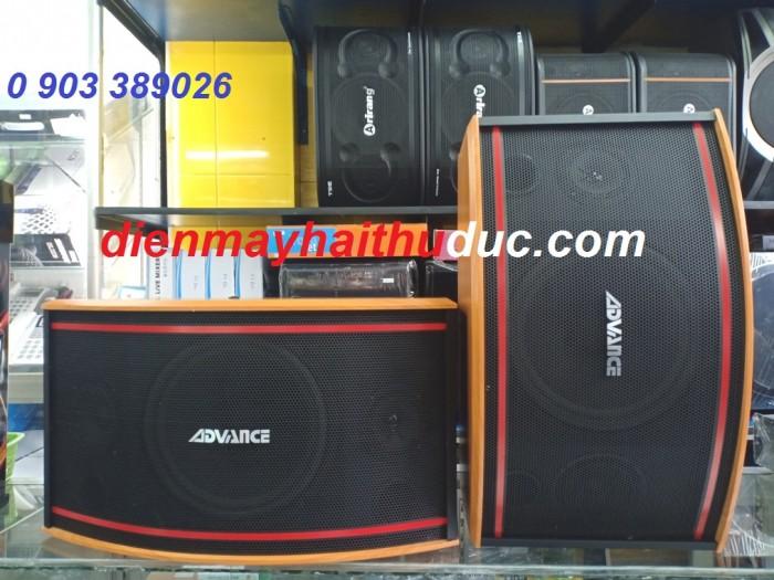 Loa Arirang Advance OSK-25H thiết kế bass 25cm, 3 đường tiếng, 300W mà giá rẻ bất ngờ chỉ có 1250K/ cặp.4