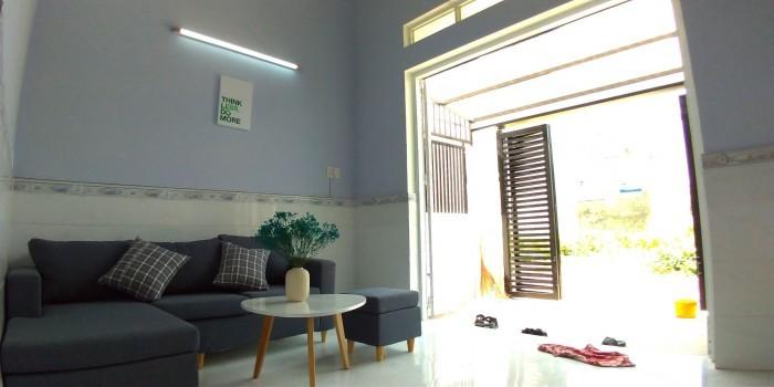 Bán nhà 5x8m, SHR, 2 phòng ngủ, 350Tr, Ng Văn Bứa- Hóc Môn