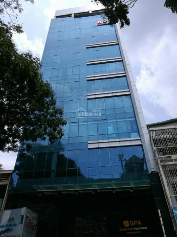 Bán nhà Đại Cồ Việt, 8 tầng thông sàn thang máy, cho thuê 100tr/tháng, ô tô tránh