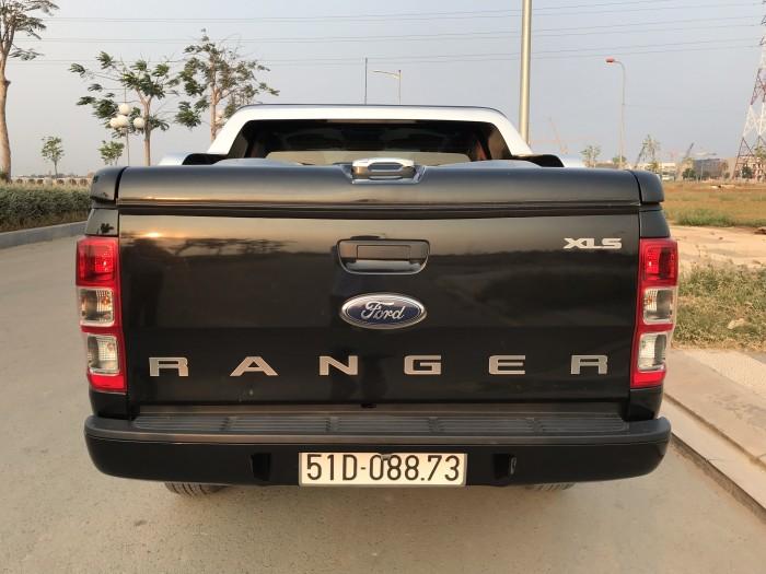Bán Ford Ranger XLS 2.2MT máy dầu số sàn 1 cầu nhập Thái Lan 2016 /2017 biển SG mới 99%