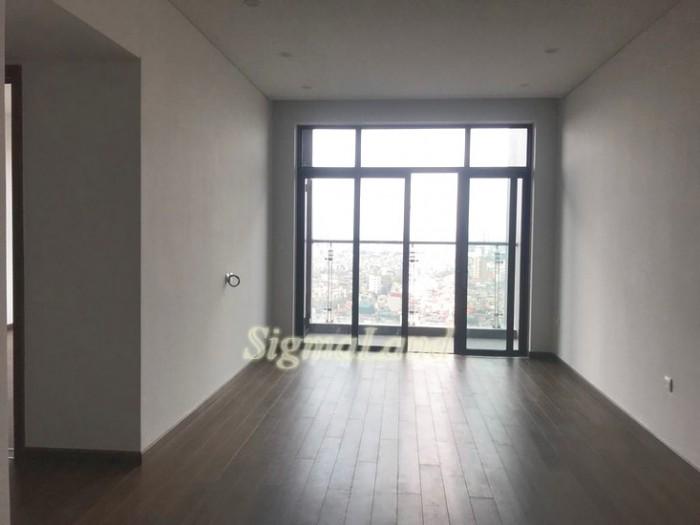 Cho thuê căn hộ 2PN đồ cơ bản, 94m2, tầng trung tại Sun Ancora