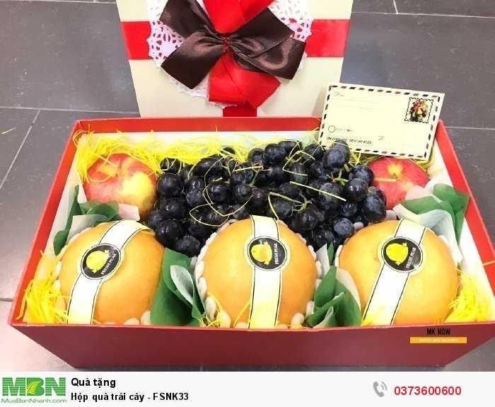 Đặt Hộp quà trái cây - FSNK330