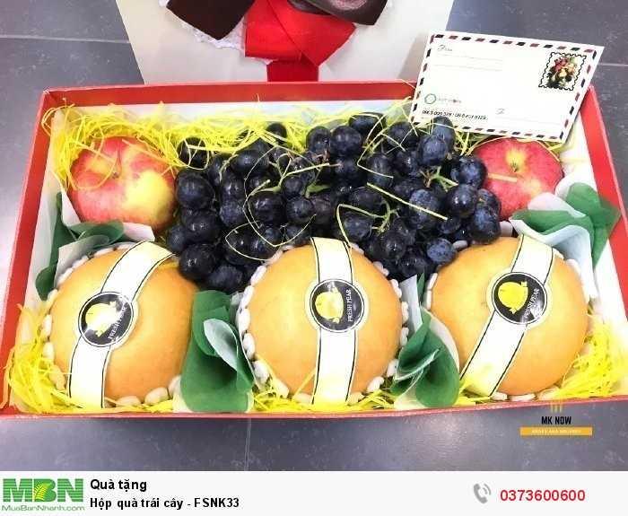 Bán Hộp quà trái cây - FSNK331