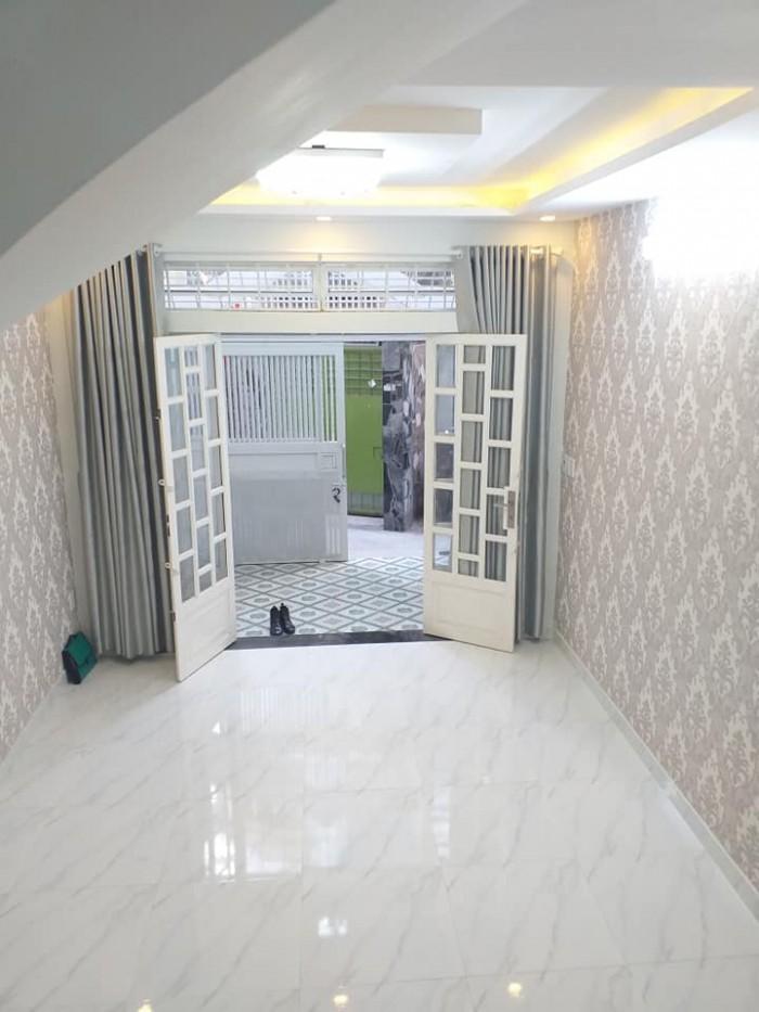 Bán nhà Gò Vấp Dương Quảng Hàm 5 tầng 35m2
