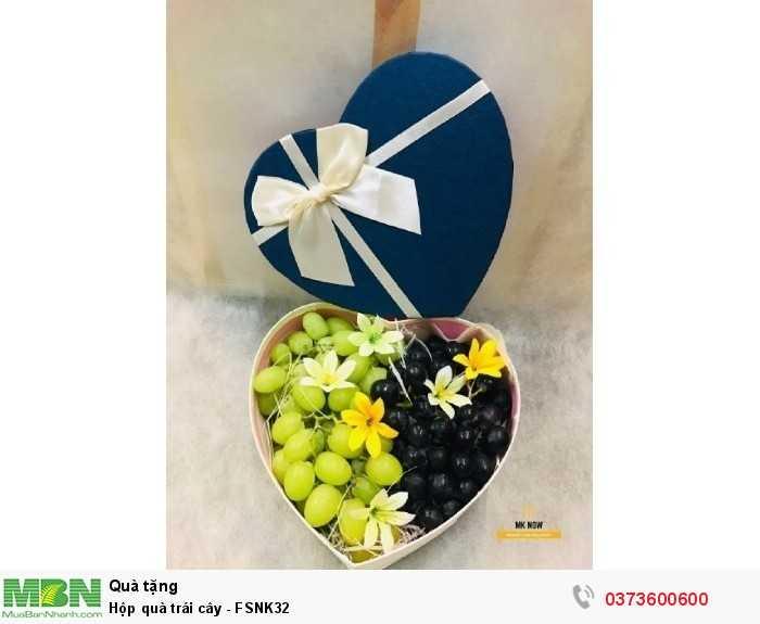 Mua hộp trái cây quà tặng - FSNK32