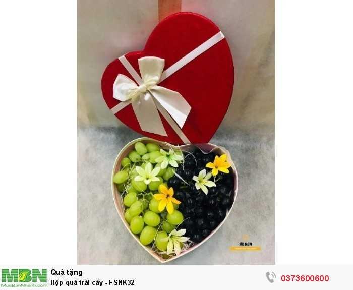 Mua hộp quà trái cây biếu tặng giá rẻ