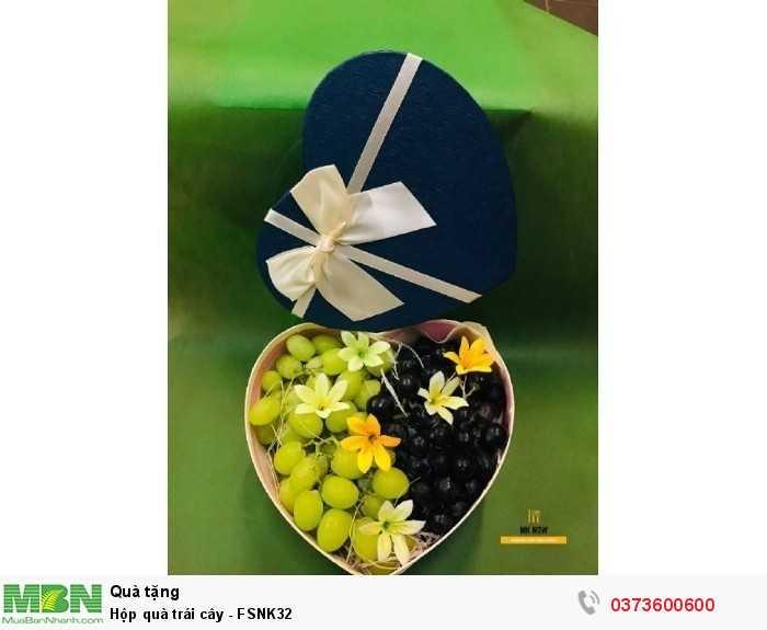 Bán hộp quà trái cây đẹp TPHCM