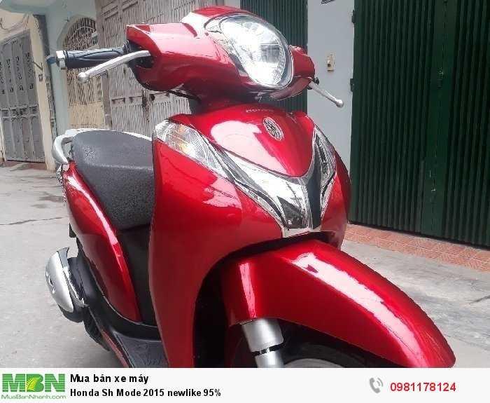 Honda Sh Mode 2015 newlike 95%