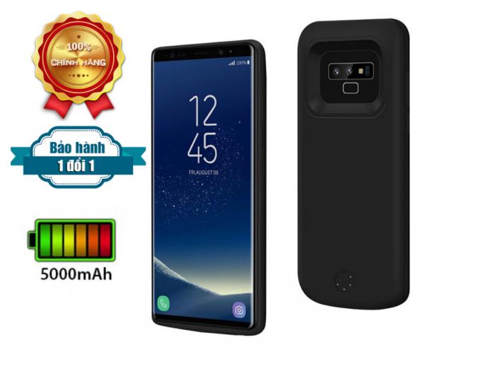 Ốp Kiêm Pin Sạc Samsung Note 9